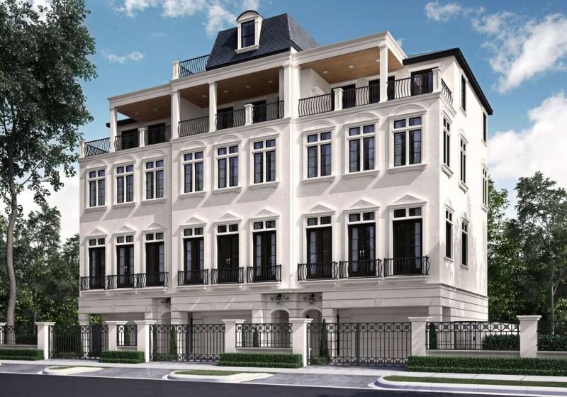 Carnegie Homes Houston